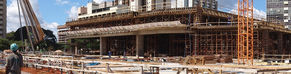 Строительство объектов жилищно-гражданского назначения